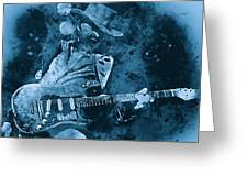 Stevie Ray Vaughan - 14 Greeting Card