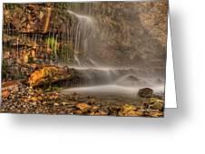 Stewart Falls II Greeting Card