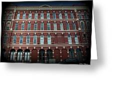 Stewart Title Building Greeting Card