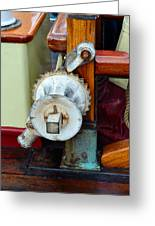 Still Life 3 Aboard Ship Greeting Card