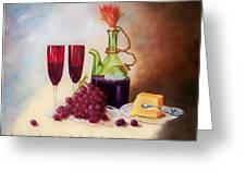 Still Life 5 Greeting Card by Joni McPherson