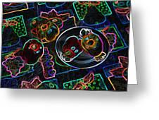 Still Life D Greeting Card