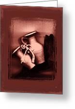 Still Life Greeting Card by Gerlinde Keating - Keating Associates Inc