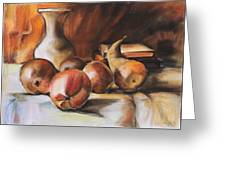 Still Life IIi Greeting Card