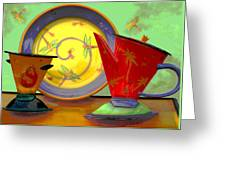 Still Life One Greeting Card