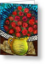 Still Life With Baby Grand Greeting Card