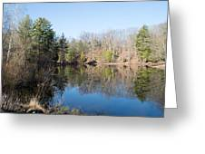 Still Water Greeting Card