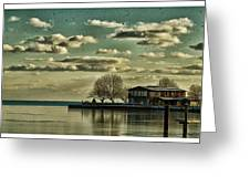 Still Waters Greeting Card