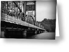 Stillwater Bridge  Greeting Card
