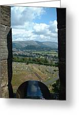 Stirling Canon Greeting Card