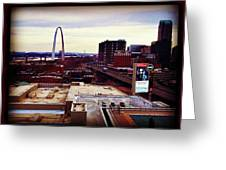 St.louis 2 Greeting Card