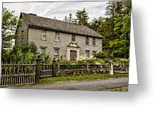 Stockbridge Mission House Greeting Card