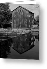 Stockdale Mill Greeting Card