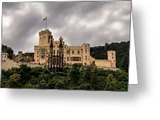 Stolzenfels Castle Greeting Card