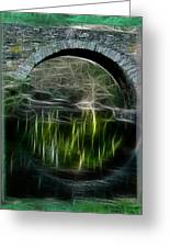 Stone Arch Bridge - Ny Greeting Card