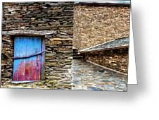 Stone By Stone Greeting Card