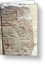 Stone Danzantes Greeting Card