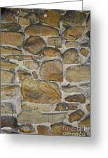 Stone Hot  Greeting Card