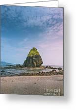 Stone Island Greeting Card