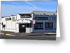 Stone Pony, Asbury Park Greeting Card