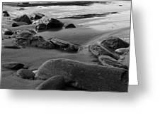 Stone Shore Greeting Card