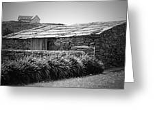 Stone Structure Doolin Ireland Greeting Card