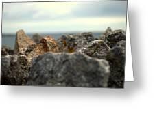 Stones Greeting Card