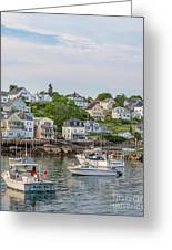 Stonington Afternoon Greeting Card