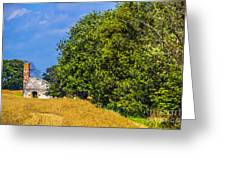 Storage House Greeting Card