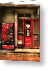 Store - Waterford Va - General Store Greeting Card