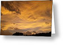 Storm Clouds 6 Greeting Card