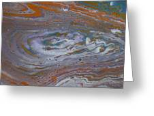 Storm - Original Nfs Greeting Card