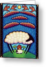 Storm Shelter Greeting Card