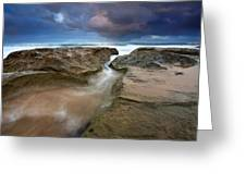 Storm Surge Greeting Card