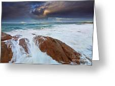 Storm Tides Greeting Card