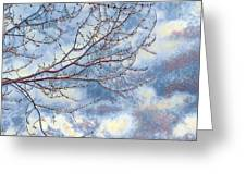Storm Watch Greeting Card