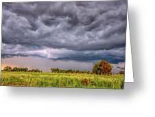 Storm2 Greeting Card