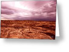 Stormy Afternoon Greeting Card
