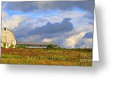 Stormy Sunday Greeting Card
