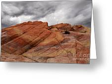Stormy Weather 4 Greeting Card