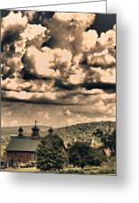 Storybook Farm Greeting Card