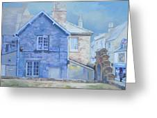 Stow On The Wold Greeting Card