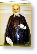St.philip Neri Greeting Card