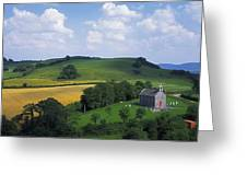 Stradbally, Co Laois, Ireland Church Greeting Card