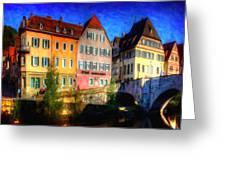 Strasbourg 1 Greeting Card