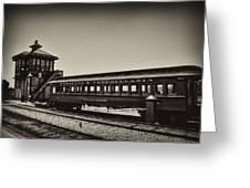 Strasburg Rail Road Greeting Card