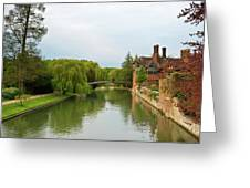 Stratford Upon Avon 2 Greeting Card