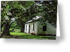 Strawberry Chapel Of Ease Greeting Card