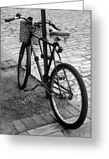 Street Bike  Greeting Card