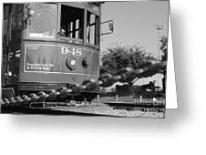 Streetcar 948 Greeting Card